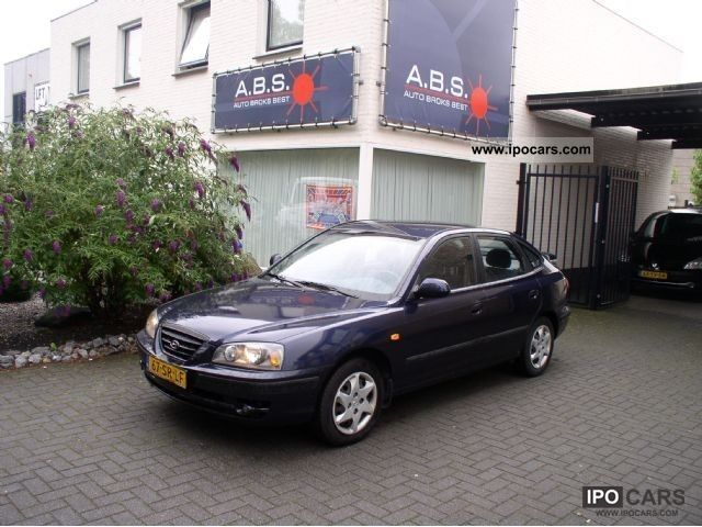 Hyundai Elantra 2.0 2006 photo - 2