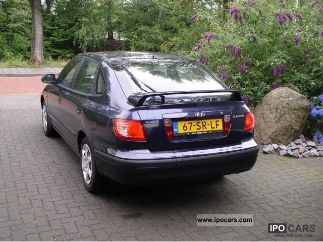 Hyundai Elantra 2.0 2006 photo - 4