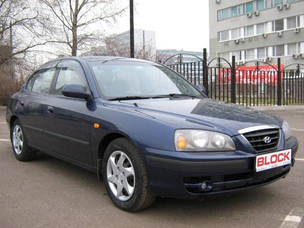 Hyundai Elantra 2.0 2006 photo - 7