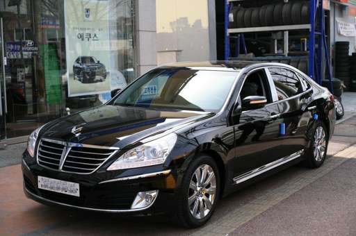 Hyundai Equus 4.5 2000 photo - 6