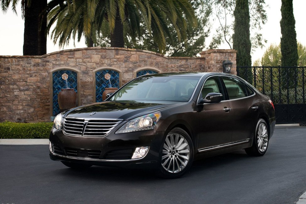 Hyundai Equus 4.5 2000 photo - 9