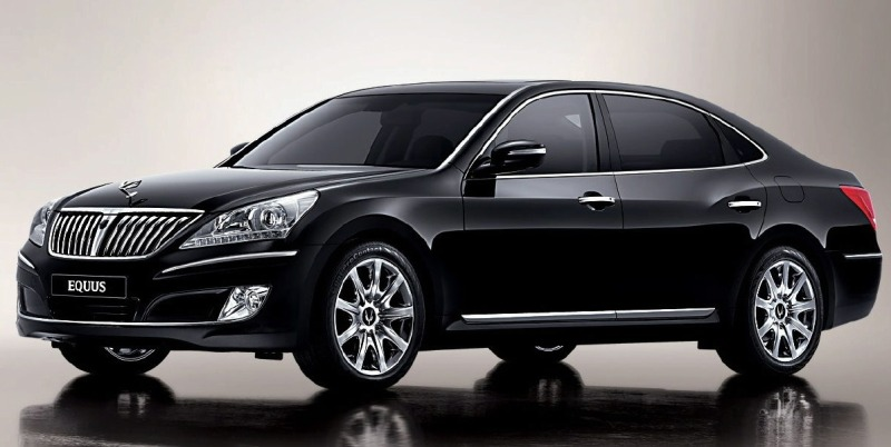 Hyundai Equus 4.6 2010 photo - 1