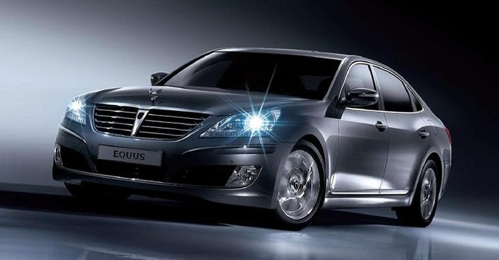 Hyundai Equus 4.6 2010 photo - 2