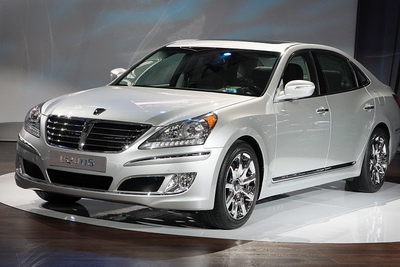 Hyundai Equus 4.6 2010 photo - 9