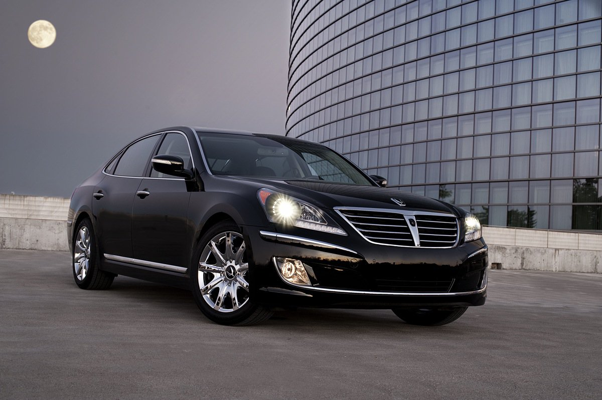 Hyundai Equus 4.6 2012 photo - 12