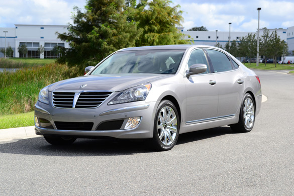 Hyundai Equus 4.6 2012 photo - 2