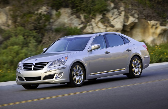 Hyundai Equus 4.6 2012 photo - 7