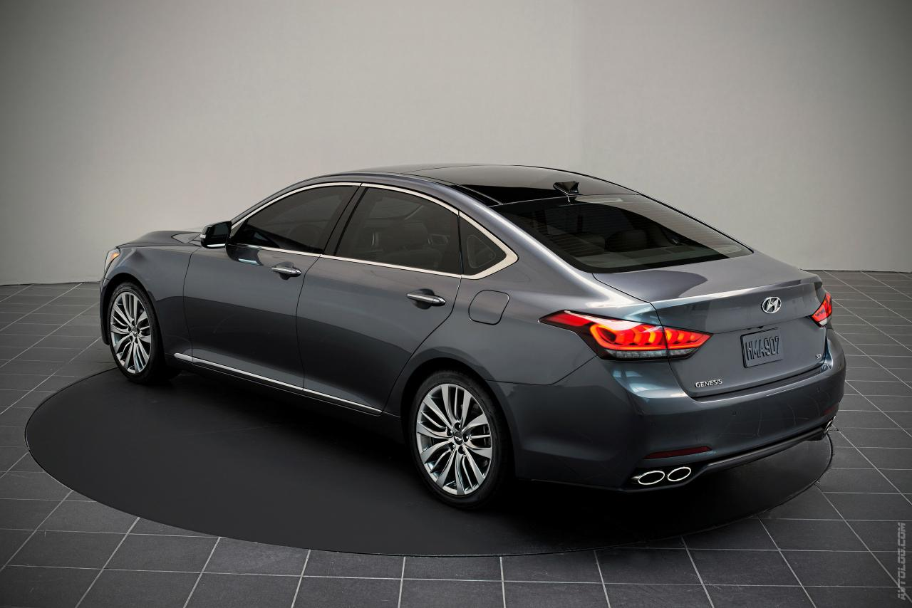 Hyundai Genesis 3.0 2014 photo - 10