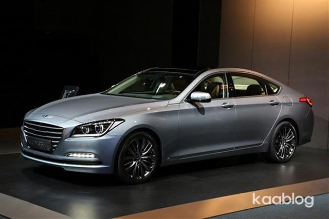 Hyundai Genesis 3.0 2014 photo - 3