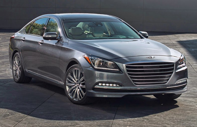 Hyundai Genesis 3.0 2014 photo - 6