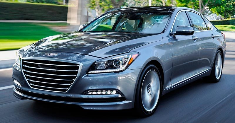 Hyundai Genesis 3.0 2014 photo - 7