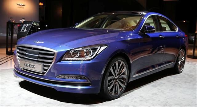 Hyundai Genesis 3.0 2014 photo - 8