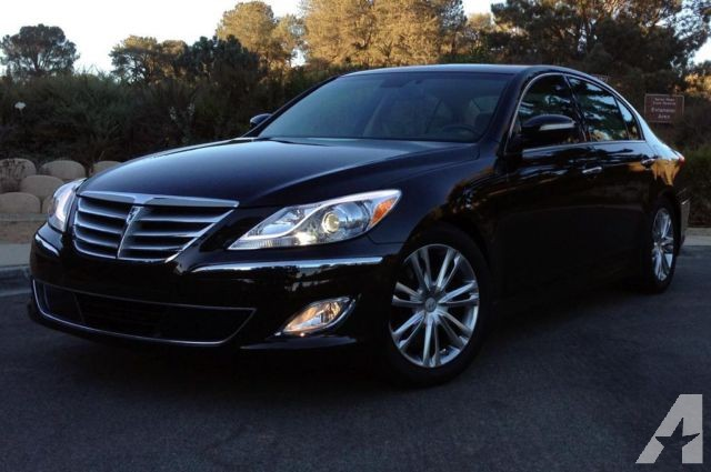 Hyundai Genesis 3.8 2013 photo - 10