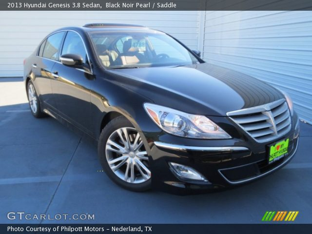 Hyundai Genesis 3.8 2013 photo - 8