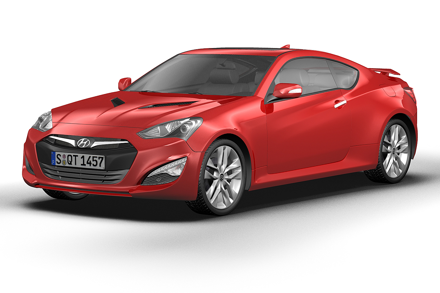 Hyundai Genesis 3.8 2014 photo - 1