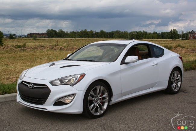 Hyundai Genesis 3.8 2014 photo - 7