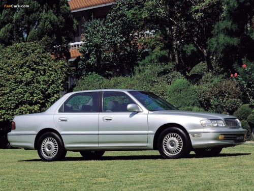Hyundai Grandeur 2.0 1998 photo - 11