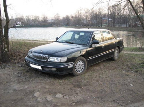 Hyundai Grandeur 2.0 1998 photo - 12