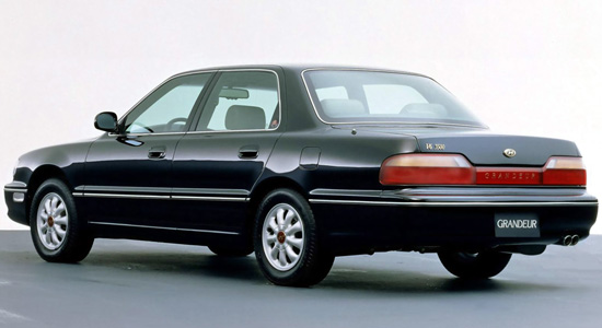 Hyundai Grandeur 2.0 1998 photo - 3