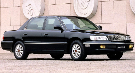 Hyundai Grandeur 2.0 1998 photo - 5