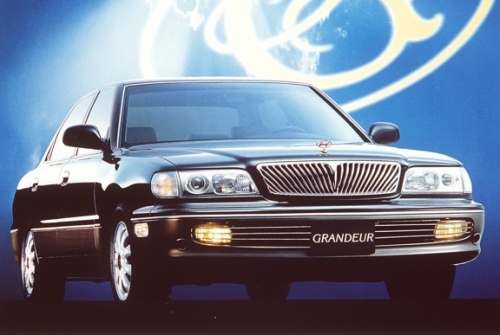 Hyundai Grandeur 2.0 1998 photo - 9