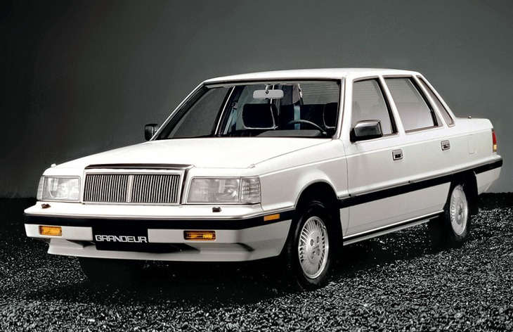 Hyundai Grandeur 2.4 1992 photo - 2