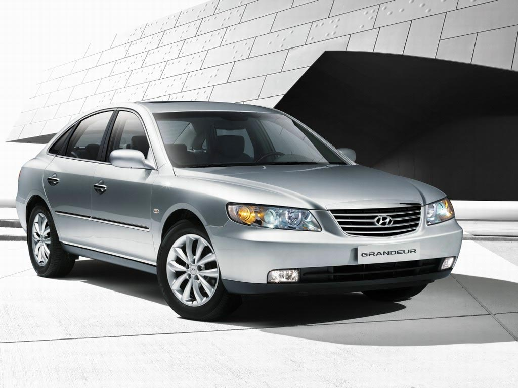 Hyundai Grandeur 2.4 2006 photo - 11