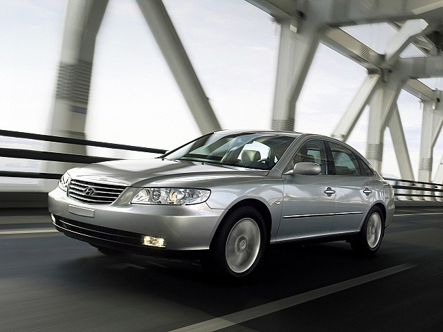 Hyundai Grandeur 2.4 2006 photo - 4