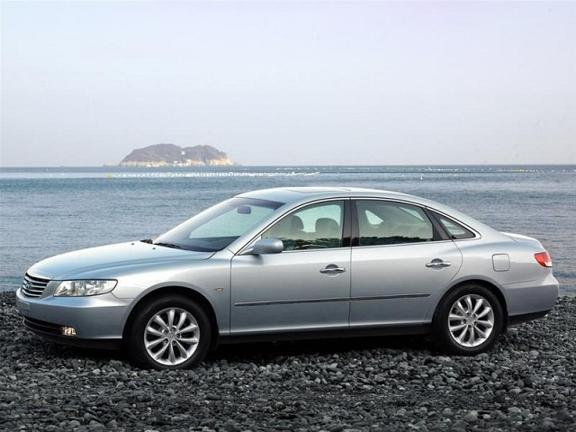 Hyundai Grandeur 2.4 2011 photo - 5