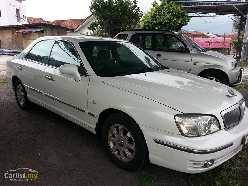 Hyundai Grandeur 2.5 2003 photo - 1
