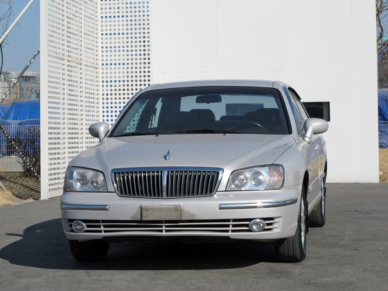 Hyundai Grandeur 2.5 2003 photo - 10