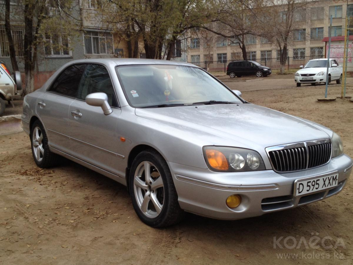 Hyundai Grandeur 2.5 2003 photo - 11