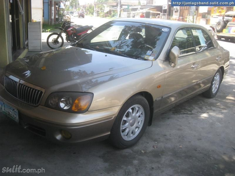 Hyundai Grandeur 2.5 2003 photo - 5