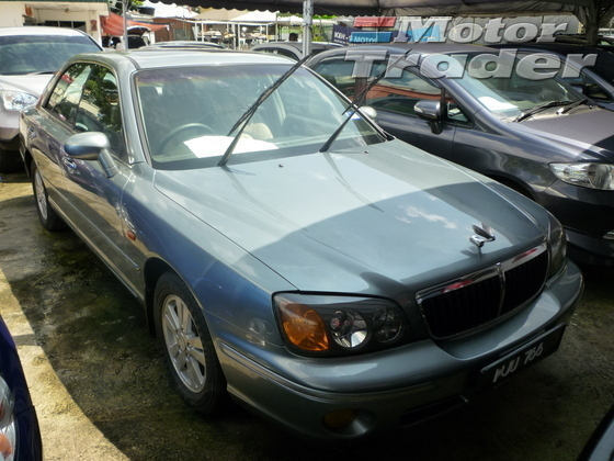 Hyundai Grandeur 2.5 2003 photo - 8