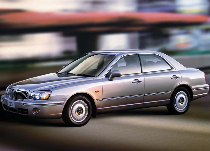 Hyundai Grandeur 3.0 1999 photo - 9