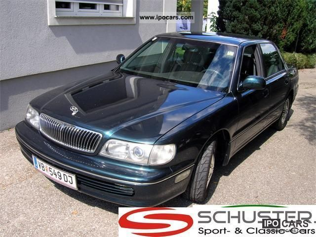 Hyundai Grandeur 3.0 2002 photo - 2