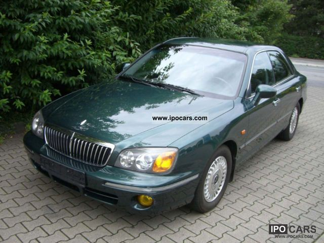 Hyundai Grandeur 3.0 2002 photo - 7
