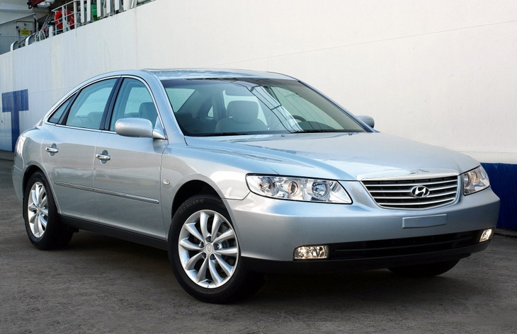 Hyundai Grandeur 3.8 2007 photo - 1