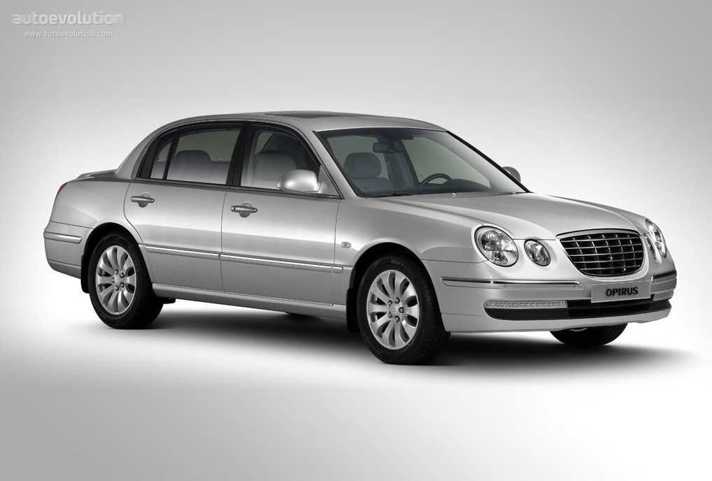 Hyundai Grandeur 3.8 2007 photo - 11
