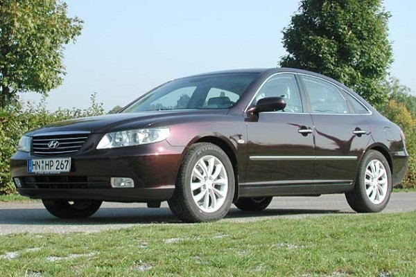 Hyundai Grandeur 3.8 2007 photo - 8