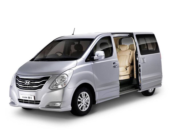 Hyundai H-1 2.4 2014 photo - 10