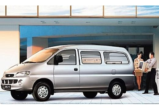 Hyundai H-1 2.5 2002 photo - 1
