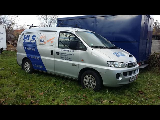 Hyundai H-1 2.5 2006 photo - 12