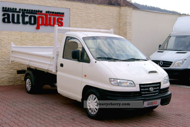 Hyundai H-1 2.5 2006 photo - 2