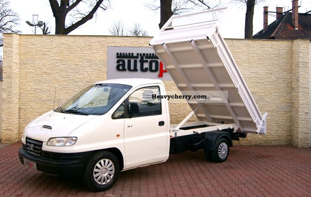Hyundai H-1 2.5 2006 photo - 4