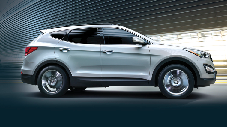 Hyundai Santa Fe 2.0 2013 photo - 3