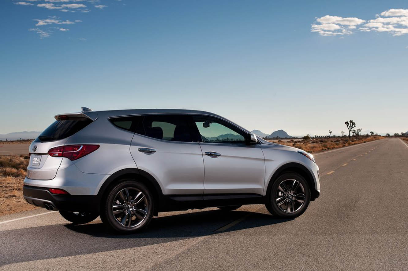 Hyundai Santa Fe 2.0 2013 photo - 5