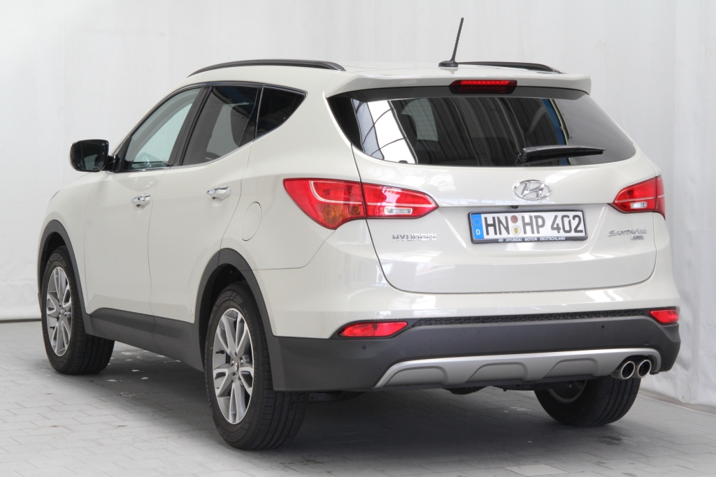 Hyundai Santa Fe 2.0 2013 photo - 6