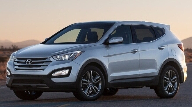 Hyundai Santa Fe 2.0 2013 photo - 8