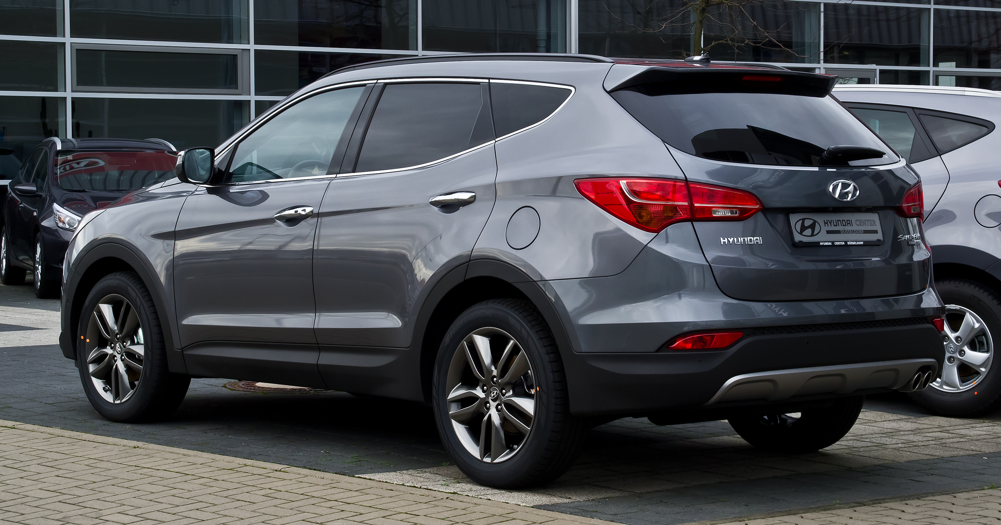 Hyundai Santa Fe 2.2 2012 photo - 1
